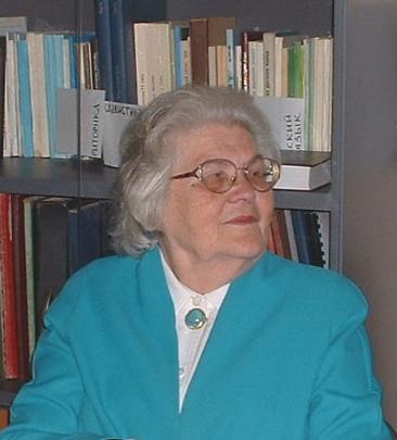 Вера Александровна Кочергина